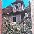 St Denis les Martel - pigeonnier datée 1977