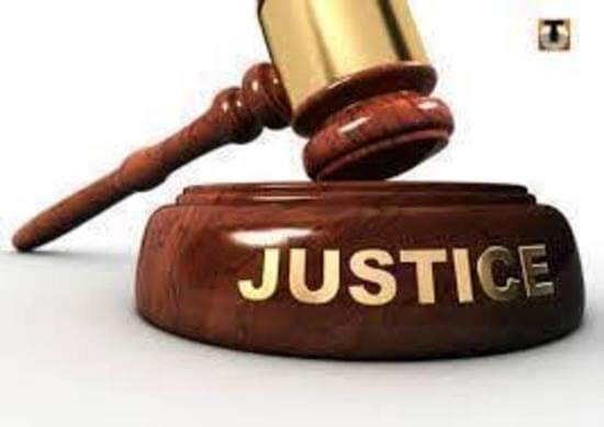 PROBLÈME DE JUSTICE