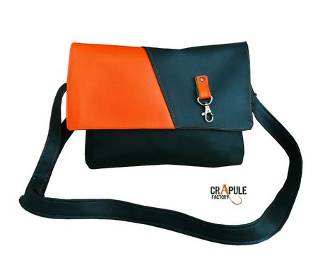 sac sachoche vert orange1