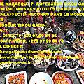 Maitre marabout professeur tikou gabin specialise dans les rituels d'argent et de retour affectif reconnu dans le monde entier