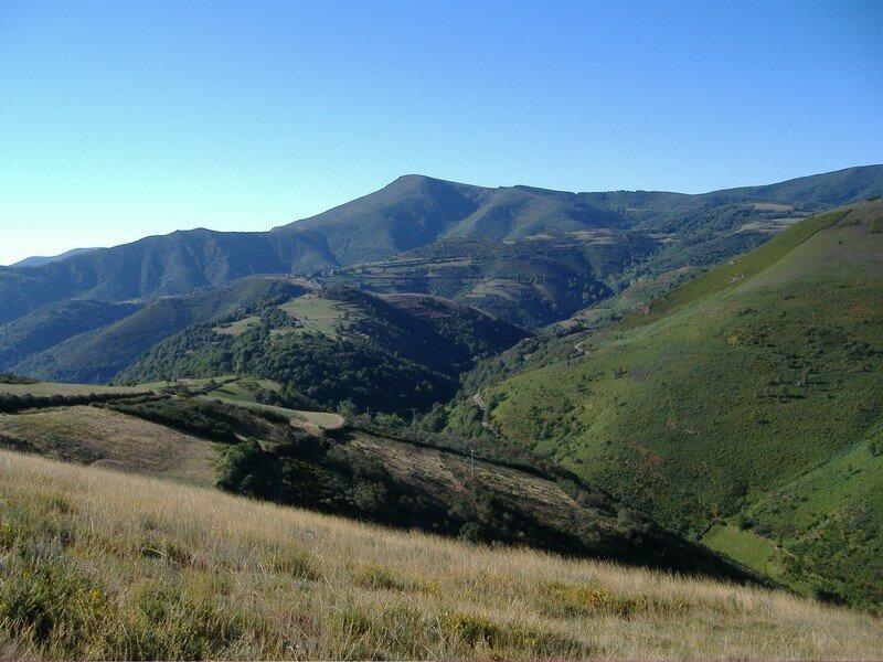 La montée vers O'Cebreiro (1)