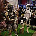 Le stand de Jedi order / 59ème légion