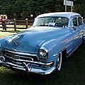 Chrysler new yorker deluxe 4door sedan-1954