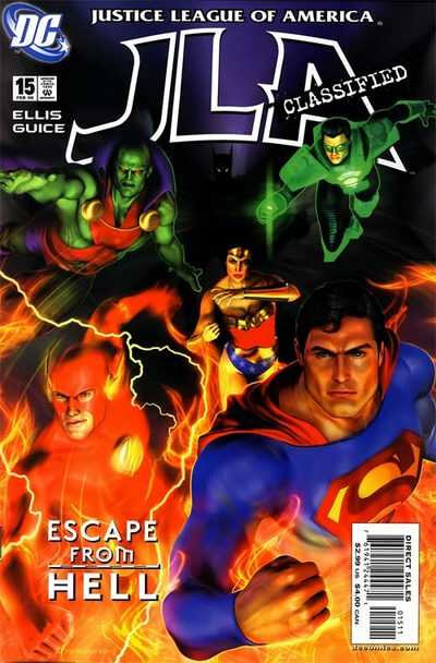 JLA classified 15