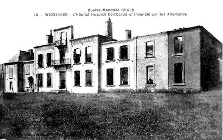 WIGNEHIES-Ancien Hospice
