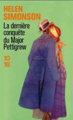 La dernière conquête du Major Pettigrew, Helen Simonson, Ed. 10/18