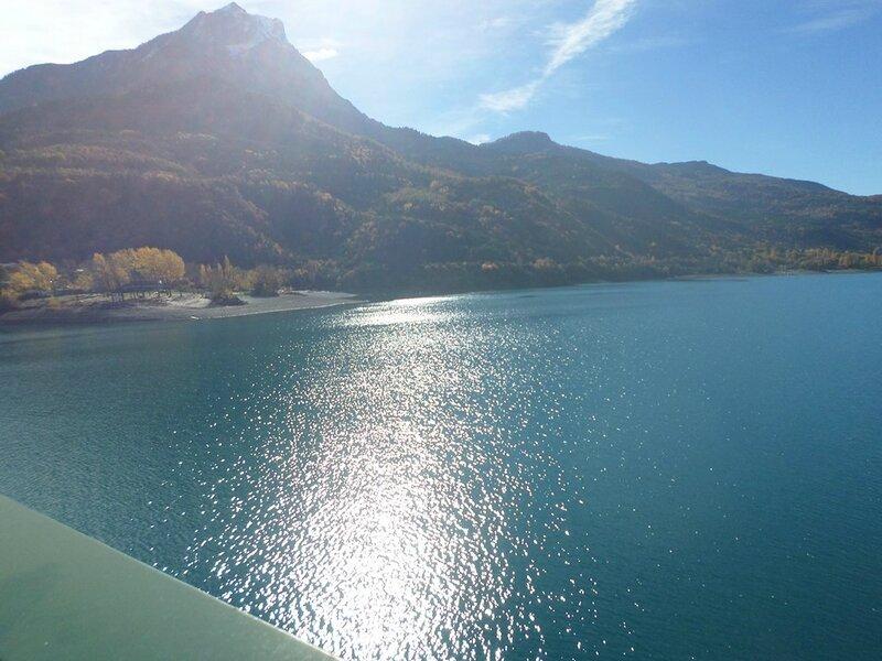 4-savines et le lac (5)