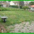 Jardin prés de la terrasse