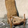 Mon fauteuil adoré