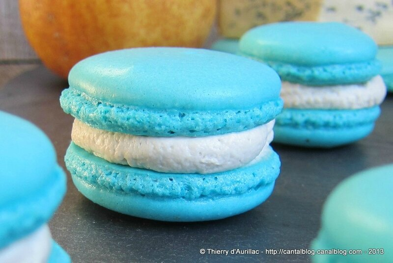 MACARONS FOURME AMBERT
