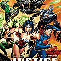 Urban dc justice league 1 aux origines + dvd