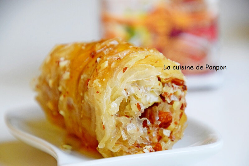baklava rolls amande (13)