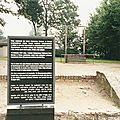 Auschwitz, potence (Pologne)
