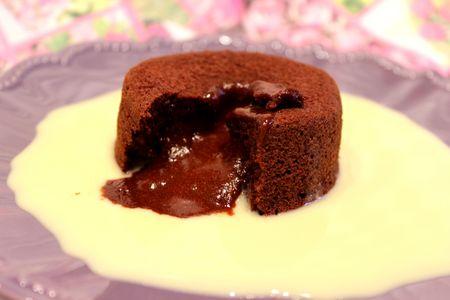 Moelleux Au Chocolat Au Coeur Coulant Pour Ceux Qui Aiment Cuisiner
