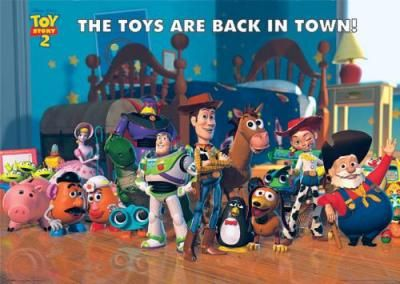 Maxi_Posters_Toy_Story_2___Cast_71613