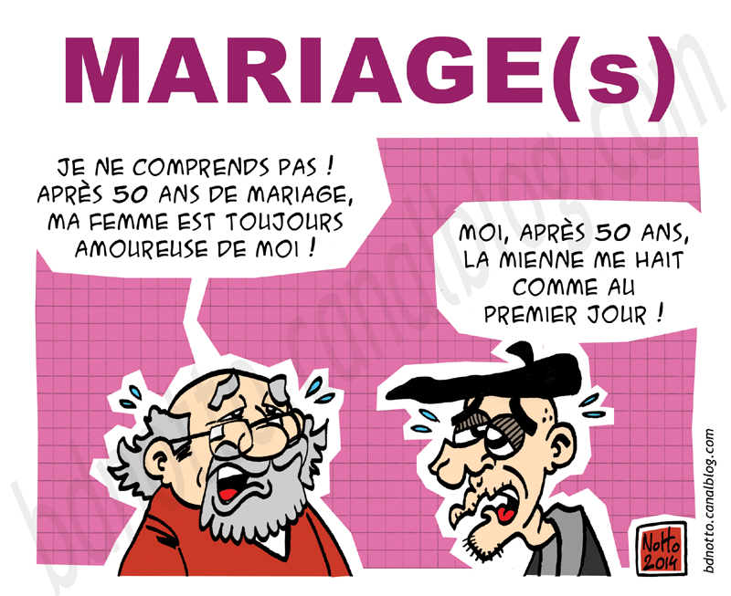 Mariage s blog bd notto - Dessin anniversaire de mariage ...