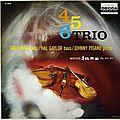 Fred Katz - 1958 - 4-5-6 TRIO (Decca)