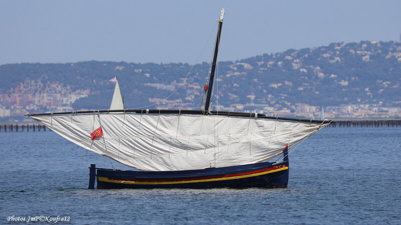 Photos JMP©Koufra 12 - Marseillan - Port - Bateaux - 27062019 - 0412