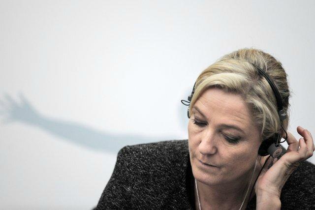 Marine Le Pen Parlement UE