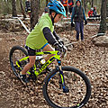 00217) VTT 83. 6 mars Tourves