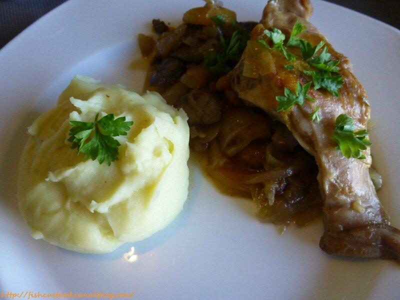 Râbles de lapin aux abricots secs et à la vanille (7)
