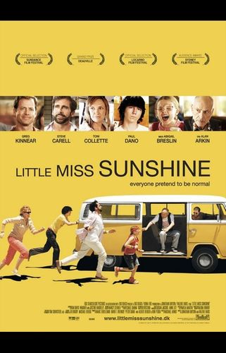 Little Miss Sunshine (25 Mars 2010)