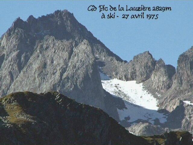 Gd Pic de la Lauzière