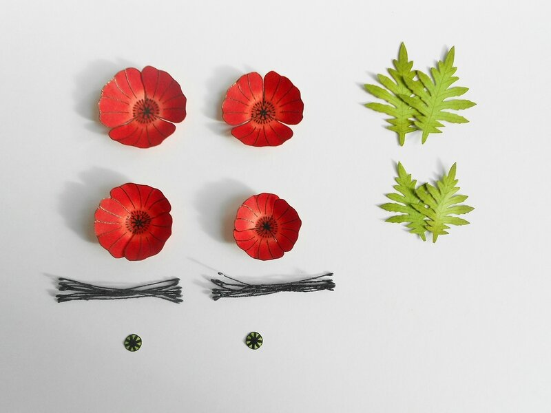 Tampons Coquelicots (4)