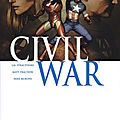 marvel deluxe civil war 06 comment j'ai gagné la guerre