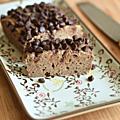 Gâteau moelleux sarrasin & pépites de chocolat noir