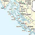 Cahier de voyage 1 : île de cres croatie 2015