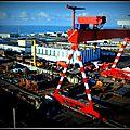L'inquiétude grandit pour les chantiers navals de saint-nazaire