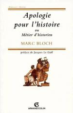 Marc Bloch Apologie (2)