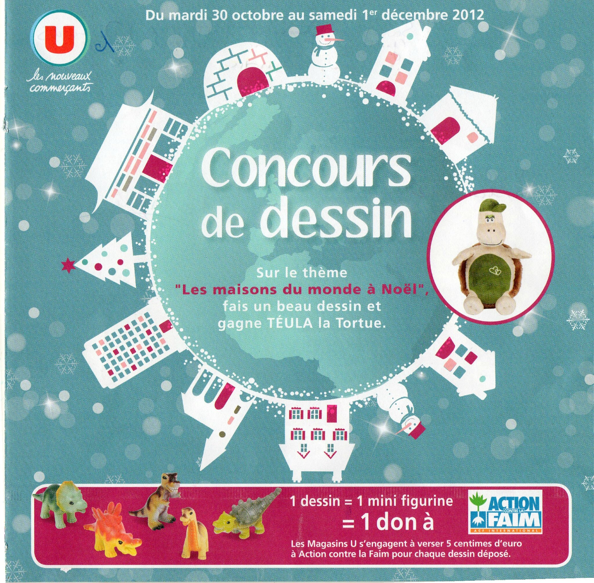 Concours Maison Du Monde.Concours De Dessin Les Maisons Du Monde A Noel Les Pots