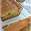 Banana bread au kiwi