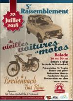 04-5èmes Rassemblement de vieilles voitures et motos BREITENBACH