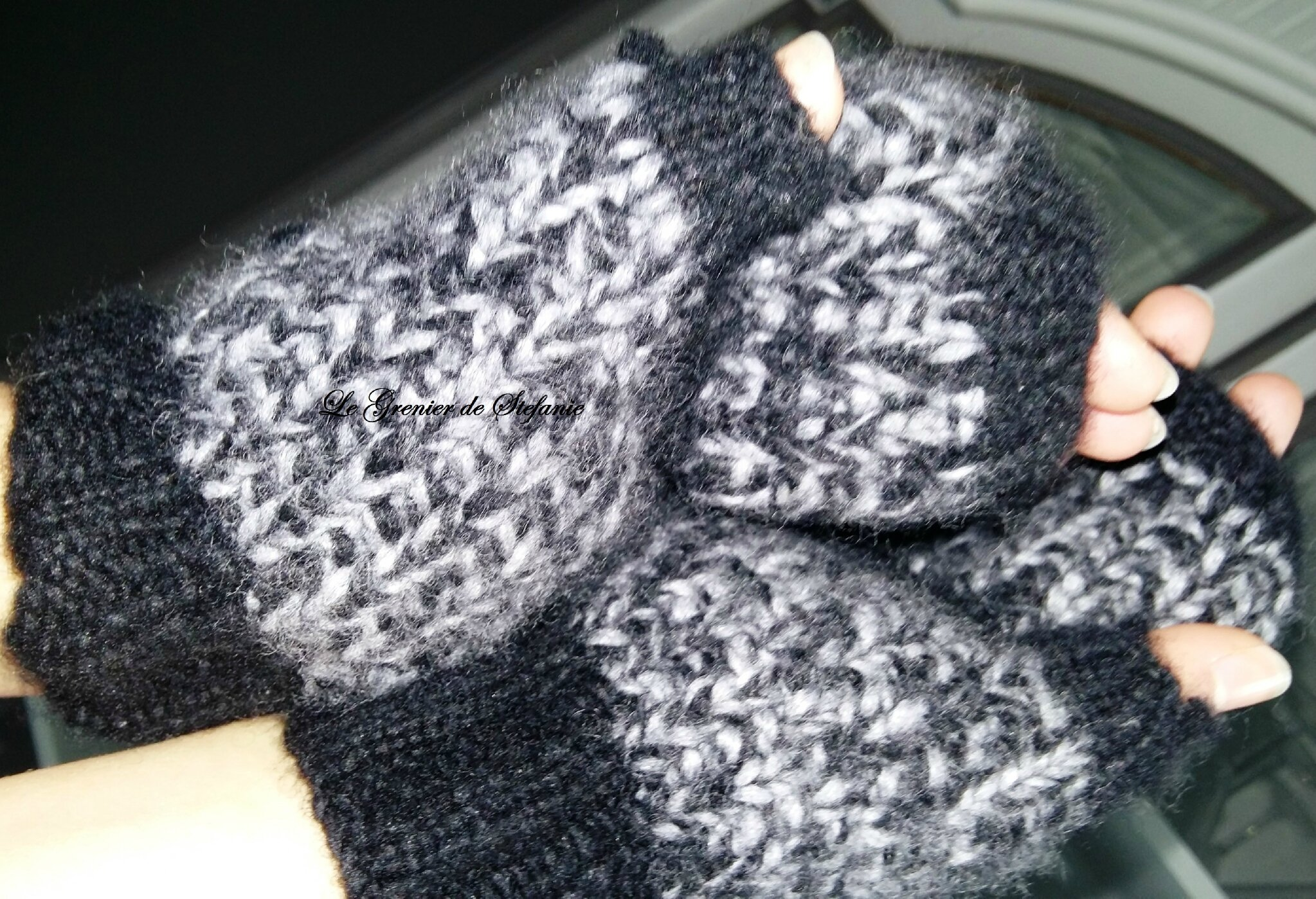 Petites mitaines pour grand froid !