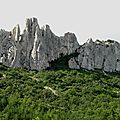 Beaumes-de-Venise, dentelles de Montmirail (84)