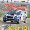 24 Rallye de Wallonie 2009
