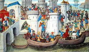 Constantinoplecroisesminiature
