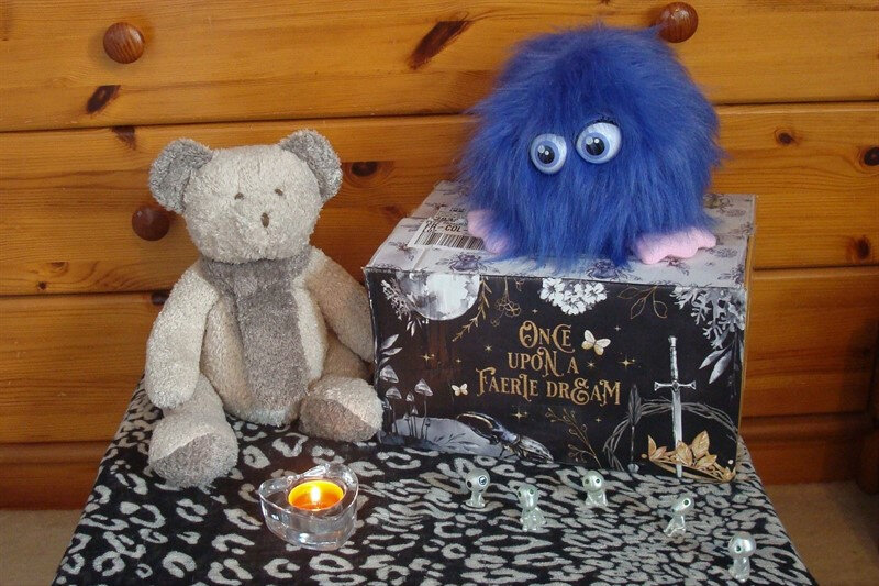 {Unboxing} Flick the Wick - Once Upon A Faerie Dream