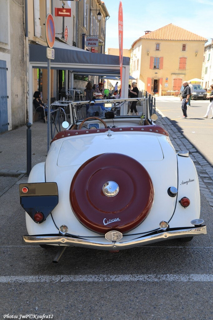 Photos JMP©Koufra 12 - Le Caylar - Traction Avant - 16062019 - 0013