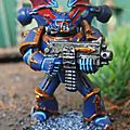 Space marine Tactique Night Lords 10