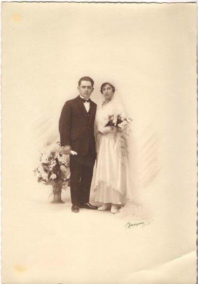 Laurent Quefellec et Yvonne Le Saout