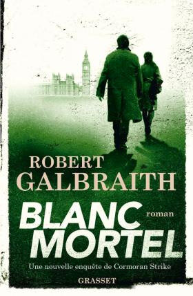 Blanc Mortel Robert Galbraith