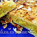 Crème frangipane à la crème pâtissière