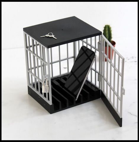 l avant gardiste prison smartphone 1