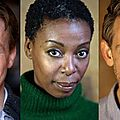 Harry-Potter- théâtre - Jamie Parker, Noma Dumezweni, Paul Thornley