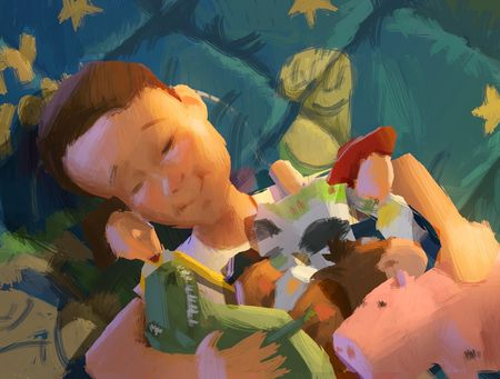 Toy_Story_3_color_script_Andy_with_toys