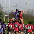 Saison 2007 - 2008, contre Marmande